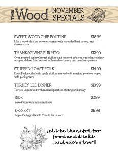 november specials menu 2020 baldwinsville, ny